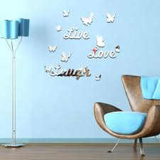 Live Laugh Love Quote Removable Wall Art Stickers Mirror Decal Diy Room Decor Wish