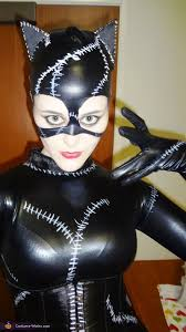 catwoman homemade costume