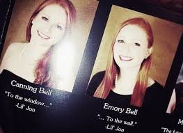 here are high school kids who absolutely nailed their yearbook