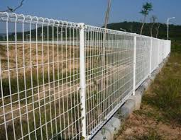 China Brc Fencing Mesh Panel Security Fencing Wire Yard Guard Welded Wire Fence On Global Sources