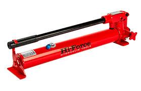 Hi-Force HP Manually Operated Pump - Cardinal North