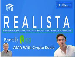 REALISTA Interview Duncan McIntyre — Global real estate — POWERED BY NEO in  Australia | by Jamie Crypto Koala | Medium