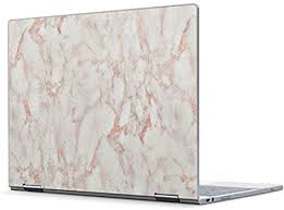 Amazon Com Skinit Decal Laptop Skin Compatible With Pixelbook Officially Licensed Originally Designed Rose Gold Marble Design Electronics