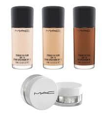 mac cosmetics studio fix fluid