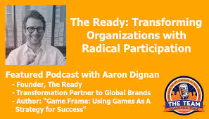 Aaron Dignan: The Ready: Transforming Organizations