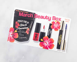 makeup beauty box subscription box