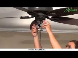 hunter ceiling fan 5 series
