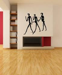 Vinyl Wall Decal Sticker Human Cave Painting Os Mb248 Stickerbrand