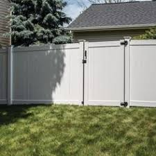 Freedom Common 6 Ft X 4 Ft Actual 5 95 Ft X 3 83 Ft White Vinyl Fence Gate 73030206 In 2020 Fence Gate White Vinyl Fence White Vinyl