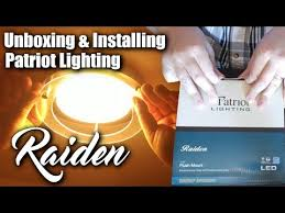 patriot lighting raiden ceiling light