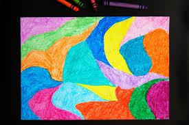 scratch art kids crafts fun craft