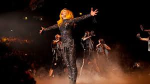 lady a presents the monster ball