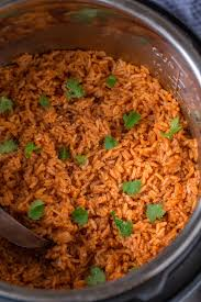 instant pot mexican rice cooking cly