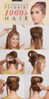 60s hairstyleakeup by megan