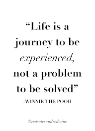 life is a journey quote experience life quotes motivational