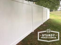Blog Sturdy Fence Deck