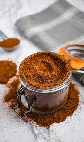 homemade chili seasoning vegan