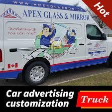 High Quality Personalized Custom Car Van Sticker Waterproof Vinyl Wrap Bargain Industries