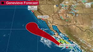 Genevieve Downgraded, But 2 Dead in Cabo San Lucas - Videos from The Weather  Channel