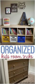 6 Tricks Of An Organized Kids Room And How To Keep It Tidy A Mom S Take