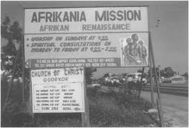 Afrikania's Dilemma: Reframing African Authenticity in a Christian ...