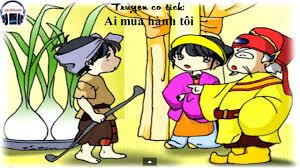 Truyện cổ tích Việt Nam. Truyện