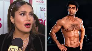 Salma Hayek Has the Best Reaction to ...