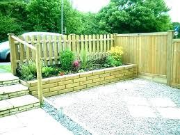 small garden fences for dogs garden