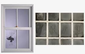 broken glass window pane