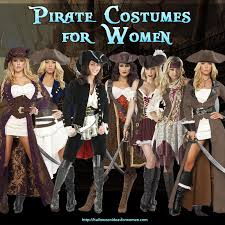 pirate costumes for women best 2018