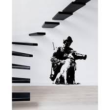 Shop Soldier Marines War Dog War Man Wall Art Sticker Decal Overstock 11873364