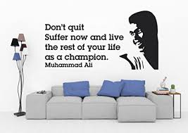 Athena Bacon Boxing Quote Wall Decal Muh Buy Online In China At Desertcart