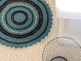 diy project julie s crochet bath rug