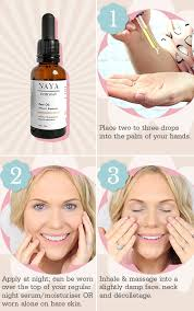 naya everyday face oil beauty and