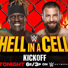 WWE Hell in a Cell 2020 live stream ...