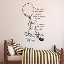 Winnie The Pooh Hot Air Ballow Quote Vin Buy Online In Colombia At Desertcart