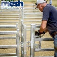 China Livestock Metal Fence Panels Cattle Fence Lowest Price China Cattle Panel Lowes Livestock Panels For Sale