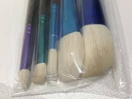 mac makeup 5 pc brush set contour