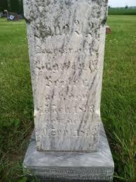 Anna Alvina Augusta Becker (1893-1893) - Find A Grave Memorial