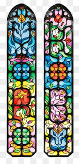 stained glass png church stained