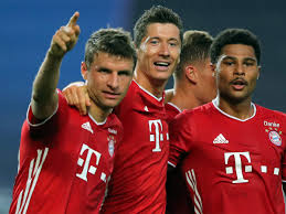 Bayern set up super-club showdown with PSG In Champions League ...