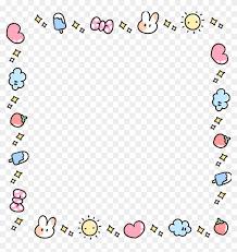kawaii cute adorable bunny pastel love