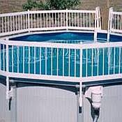 Safety Fence For Above Ground Pools Backyardcitypools Com