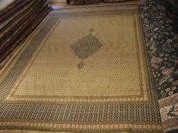 blue kashmar fl persian rug