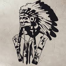 Style And Apply American Indian Wall Decal Wayfair