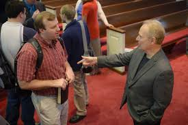 NOBTS Adrian Rogers center lifts expository preaching