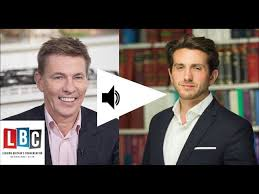 LBC Andrew Pierce interviews Marcus Ball regarding Boris Johnson ...