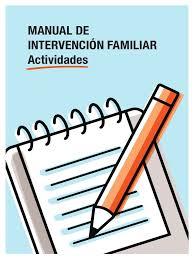 Actividades Manual Intervencion Familiar Completo Pdf