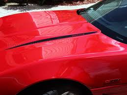 Hood Stripe Stripes Decals Graphics Spears Fit 1984 1996 Etsy