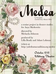 Medea   Yale College Arts